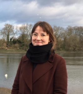 Sally Farrar, trainee clinical Psychologist